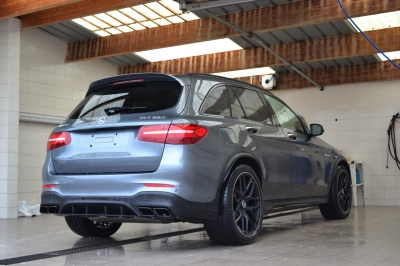 Protection carrosserie intégrale MERCEDES GLC 63S