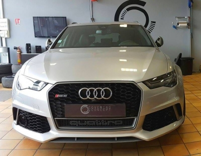 Protection intégrale AUDI RS6